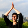 Lucy Bannister Dru Yoga teacher