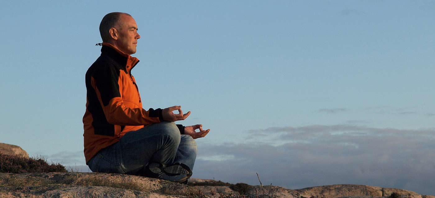 Jon Havenhand - Dru Meditation in sunset