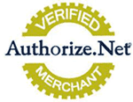 Authorize.net trusted seller logo