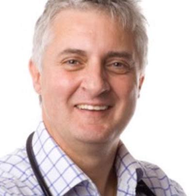 Dr Peter Oliver, consultant with the Healthy Back Programme