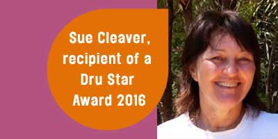 sue cleaver dru yoga new zealand teacher trainer