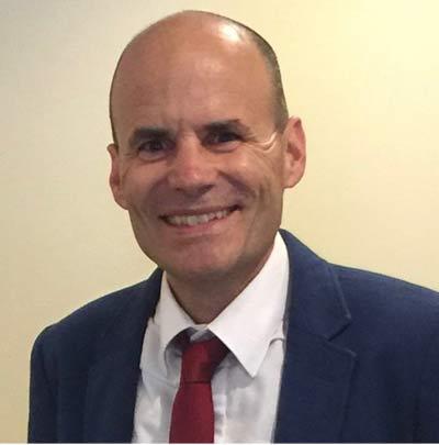 Ned Hartfield, Director, Healthy Back Programme