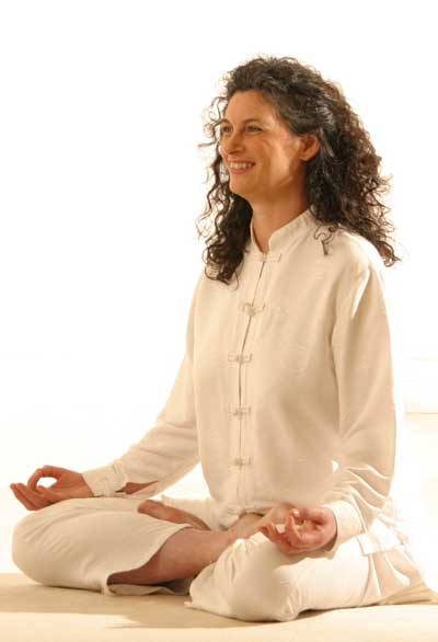 Padma McIntyre, Dru Yoga teacher trainer