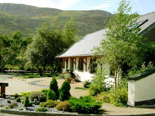 Snowdonia Mountain Lodge Eurowalk Hall - Yoga and Meditation, corporate venue