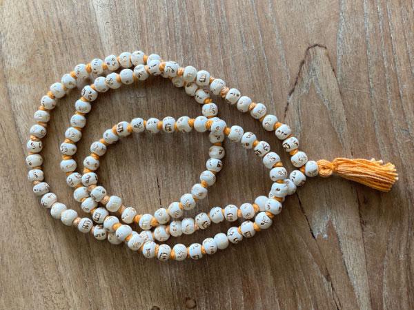 Tulsi, Ram mala(108 beads)