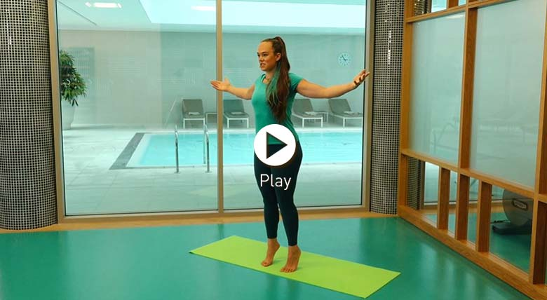 Roos vitality exercises