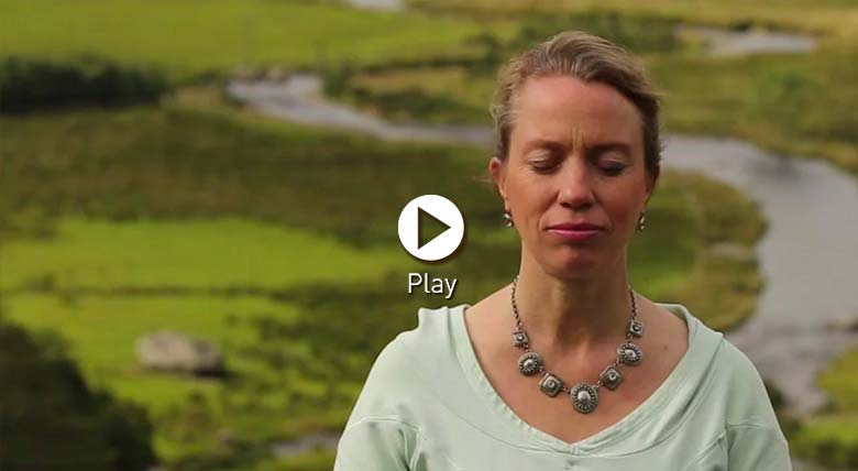Calm and mindful meditation with Jane Clapham