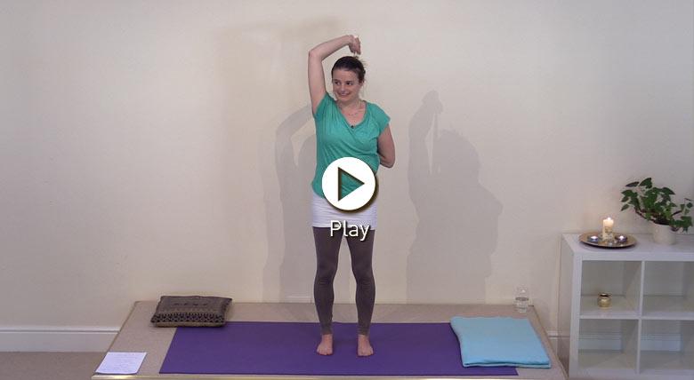Live yoga class - 1