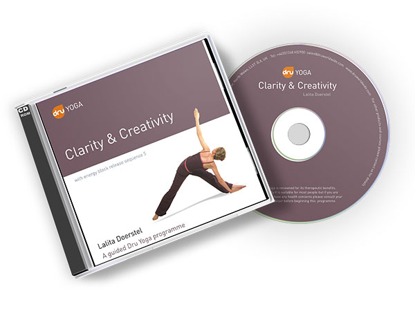 Yoga Class - Clarity and Creativity (EBR5)
