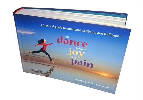 Dance between joy and pain book
