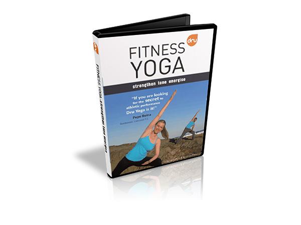 fitness yoga dvd - Patel