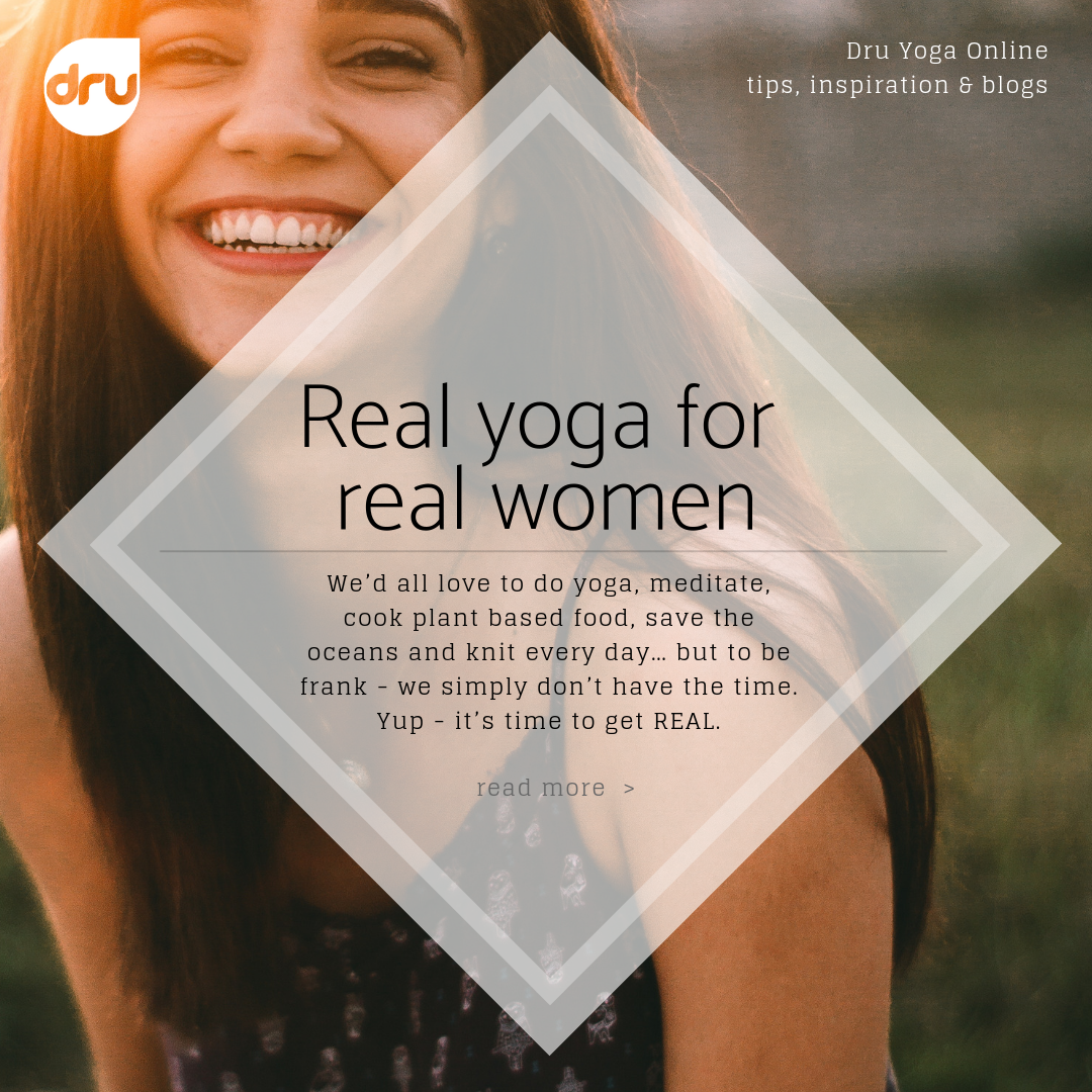 Real yoga for real women