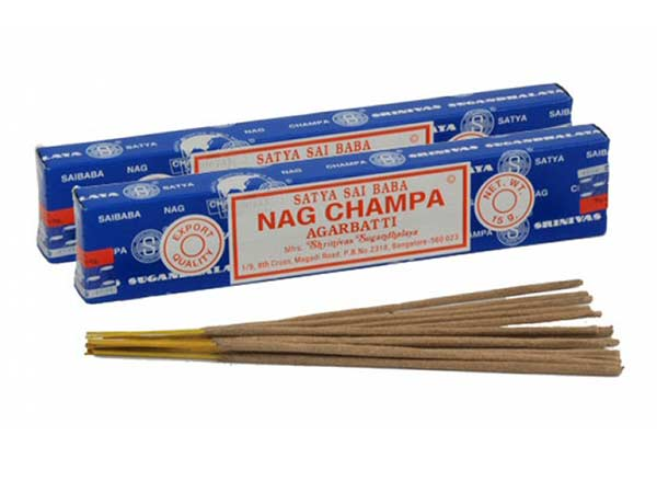 Nag Champa Incense Dru Yoga Shop