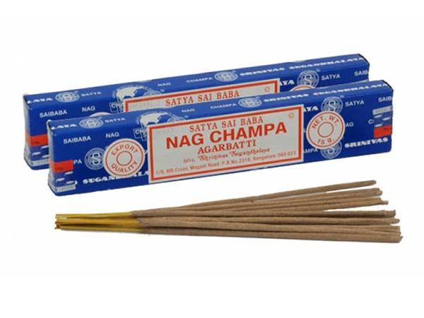 Nag Champa Incense Dru Yoga Shop