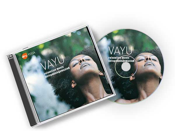 Yoga Music - Vayu CD