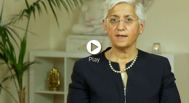 Making difficult choices - with Rita Goswami