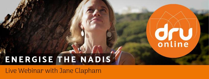Energise the Nadis webinar