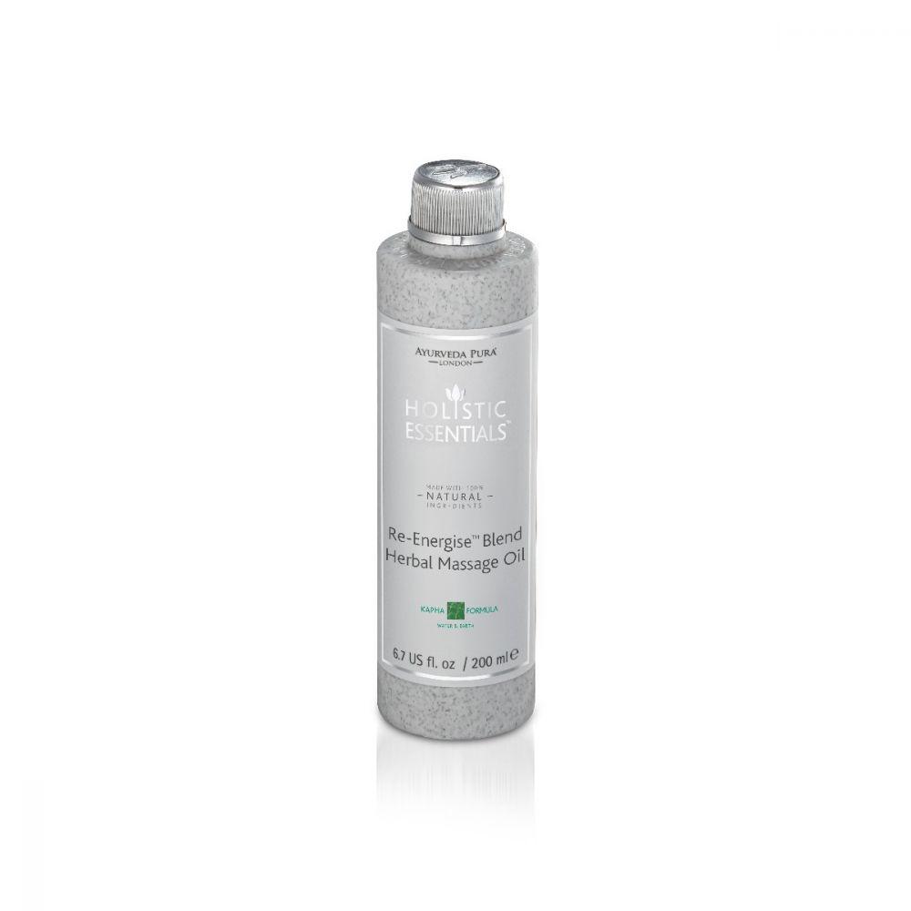 Kapha Formula Re-Energise Blend Herbal Massage Oil