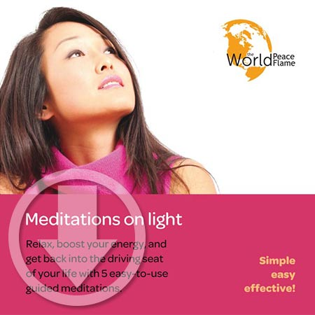 Meditation class-Meditations on Light  - guided meditations to soothe and uplift