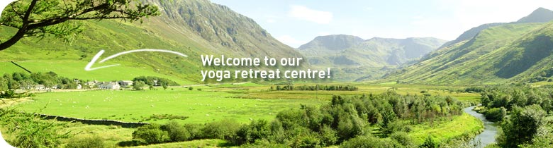 Welcome to our yoga retreat centre