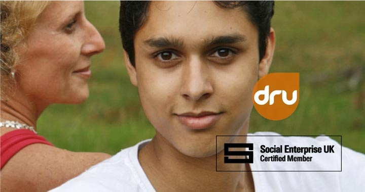 Dru, social enterprise