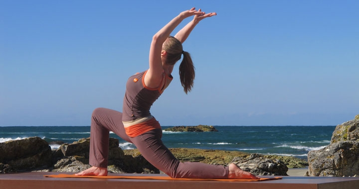 Dru Yoga sun sequence