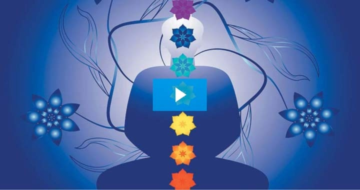 Dru Yoga and Meditation and the chakras video