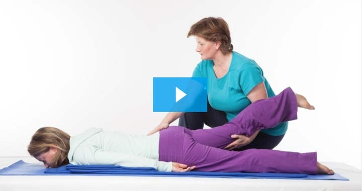 Dru Yoga therapy - Sylvia Barrington and Jane Clapham, Senior Dru Yoga Therapy trainers