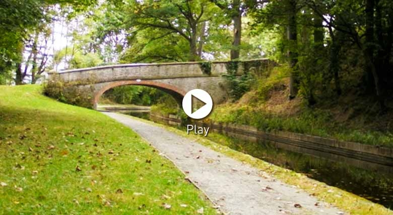 Dru Meditation - nadi meditation along the canals of England and Wales - Andrew Wells