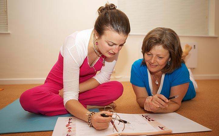 Christiane & Deb, DYTT tutors