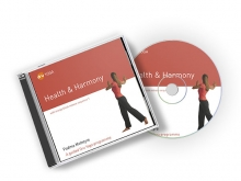 Yoga Class - Health and Harmony EBR 1 CD