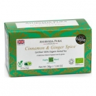 Herbal Tea Cinnamon & Ginger Spice
