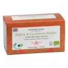 Herbal Tea Saffron & Cardamom Delight