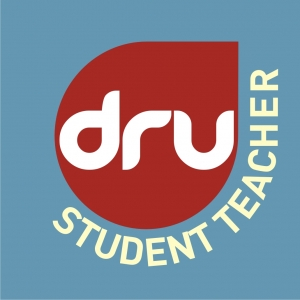 Dru student teacher logo