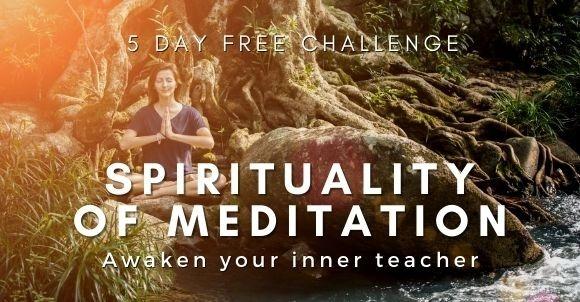 5 Days of Dru Meditation Challenge