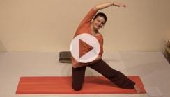 Live yoga class - Christiane Saar