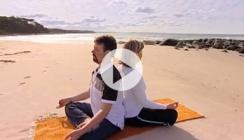 Sitting Comfortably for Meditation