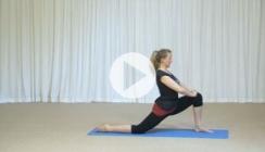 Yoga for Athletes: Warm Up