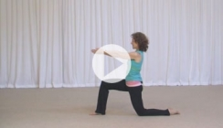 Dru Dance series - class 2- Becoming the flame