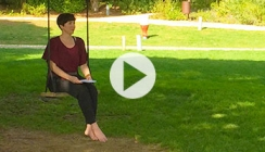 Jenni Jones - pre-natal yoga