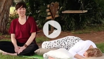 pre-natal yoga with Jenni Jones