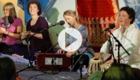 Shiva Bhajan with Petra Opsteeg