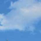 Avatar blue sky and cloud