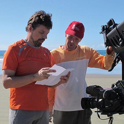 Internship in film